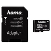 00124139 microSDHC 32GB Class 10 UHS-I 80MB/s + Adapter/Mobile