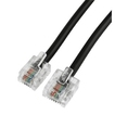 00040607 DSL-Anschlusskabel Modular-Stecker 8p4c - Modular-Stecker 6p4c 10m