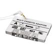 Hama 00014499 MP3-/CD-Kassetten-Adapter Kfz  für 19,99 Euro