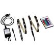 "Hama 96016 LED-Band ""TV-Relax"" mit USB-Anschluss 16 Farben RGB 2x50 cm für 42,99 Euro"