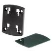 Hama 00088426 Universal-4-Krallen-Platte 4 Schraublöcher außen Klebepad für 7,49 Euro