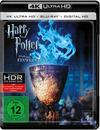 Harry Potter und der Feuerkelch - 2 Disc Bluray (4K Ultra HD BLU-RAY + BLU-RAY) für 29,99 Euro