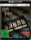Harry Potter und der Gefangene von Askaban - 2 Disc Bluray (4K Ultra HD BLU-RAY) für 29,99 Euro