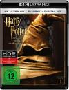 Harry Potter und der Stein der Weisen - 2 Disc Bluray (4K Ultra HD BLU-RAY) für 29,99 Euro