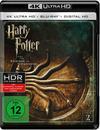 Harry Potter und die Kammer des Schreckens - 2 Disc Bluray (4K Ultra HD BLU-RAY) für 29,99 Euro
