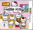 Hello Kitty Happy Happy Family (Software Pyramide) (Nintendo 3DS)