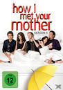 How I met your Mother ? Season 4 (DVD) für 9,99 Euro