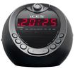 Ices ICRP-212 Projektion Radiowecker UKW Sleeptimer für 19,99 Euro