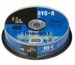 Intenso DVD+R Rohlinge Double Layer 8,5GB 10er Spindel 8x für 8,49 Euro