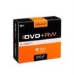 Intenso DVD+RW Rohlinge 4,7GB 10er Slimcase 4x wiederbeschreibbar für 9,49 Euro