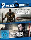 Ironclad 1: Bis zum letzten Krieger / Ironclad 2: Bis aufs Blut - 2 Disc Bluray (BLU-RAY) für 14,99 Euro