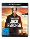 Jack Reacher (4K Ultra HD BLU-RAY + BLU-RAY) für 27,99 Euro