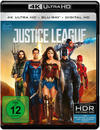 Justice League (4K Ultra HD BLU-RAY) für 29,99 Euro