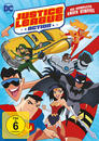 Justice League Action - Staffel 1 DVD-Box (DVD) für 8,99 Euro
