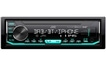 JVC KD-X451DBT Autoradio FM AM DAB+ Bluetooth USB AUX-IN für 129,00 Euro