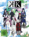 K - Return of Kings - Volume 1 - Episoden 01-05 (BLU-RAY) für 49,99 Euro