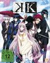 K - Vol 1 (Episoden 01-05) (BLU-RAY) für 49,99 Euro