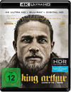 King Arthur: Legend of the Sword (4K Ultra HD BLU-RAY + BLU-RAY) für 24,99 Euro