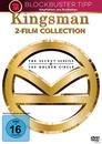 Kingsman - Teil 1+2 ProSieben Blockbuster Tipp (DVD) für 21,99 Euro