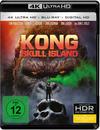 Kong: Skull Island - 2 Disc Bluray (4K Ultra HD BLU-RAY) für 29,99 Euro