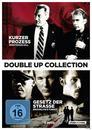 Kurzer Prozess - Righteous Kill , Gesetz der Straße - Brooklyn's Finest Double Up Collection (DVD) für 9,99 Euro