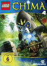 LEGO Legends of Chima (DVD 4) (DVD) für 9,99 Euro