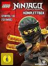 Lego Ninjago: Masters of Spinjitzu DVD-Box (DVD) für 90,00 Euro