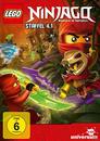 LEGO Ninjago Staffel 4.1 (DVD) für 7,99 Euro
