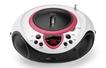 Lenco SCD-38 USB CD-Stereo-Radiorecorder AUX-IN Repeat-Funktion für 49,99 Euro