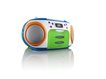 Lenco SCR-970 MP3 Kids CD-Player Kassette FM-Radio Netz-/Batteriebetrieb für 64,99 Euro