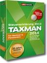 TAXMAN 2014 f/ Rentner & Pensionäre für 39,00 Euro