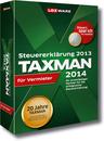 TAXMAN 2014 f/ Vermieter für 49,00 Euro