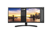LG 34UC88-B Curved Monitor 86,4cm 34 Zoll LED Full-HD B HDMI DisplayPort 5ms für 769,00 Euro