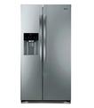 LG GSL325PZCV Side-by-Side 346l/162l A+ 442 kWh/Jahr NoFrost für 997,00 Euro