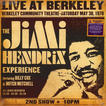 Live At Berkeley (The Jimi Hendrix Experience) für 26,99 Euro