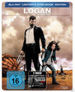 Logan - The Wolverine Steelbook (BLU-RAY) für 24,99 Euro