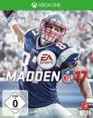 Madden NFL 17 (Xbox One) für 64,99 Euro