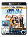 Mamma Mia: Here We Go Again! (4K Ultra HD BLU-RAY + BLU-RAY) für 27,99 Euro