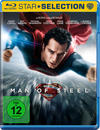 Man of Steel Star Selection (BLU-RAY) für 9,99 Euro
