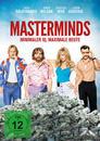 Masterminds (DVD) für 12,99 Euro