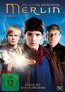 Merlin: Die neuen Abenteuer - Staffel 1.2 (Vol. 2) DVD-Box (DVD) für 14,99 Euro