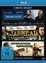 Miami Vice, Jarhead - Willkommen im Dreck, Operation: Kingdom Bluray Box (BLU-RAY) für 29,99 Euro