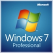 Windows 7 Professional, SP1, 32-bit, 1pk, DSP, OEM, DVD, DE für 129,00 Euro