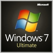 Windows 7 Ultimate, SP1,  64-bit, 1pk, DSP, OEM, DVD, DE für 159,00 Euro