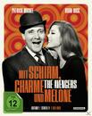 Mit Schirm, Charme und Melone - Staffel 4, Edition 1 Bluray Box (BLU-RAY) für 79,99 Euro