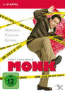 Monk - 2. Staffel DVD-Box (DVD) für 14,99 Euro
