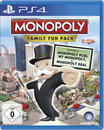 Monopoly Family Fun Pack (Software Pyramide) (PlayStation 4) für 30,00 Euro