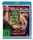 Monster Collection: Frankensteins Braut (BLU-RAY) für 13,99 Euro