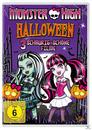 Monster High - Halloween Box DVD-Box (DVD) für 19,99 Euro