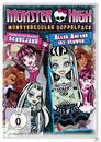 Monster High - Monstercooler Doppelpack: Schrecklich schönes Schuljahr & Aller Anfang ist schwer (DVD) für 8,99 Euro